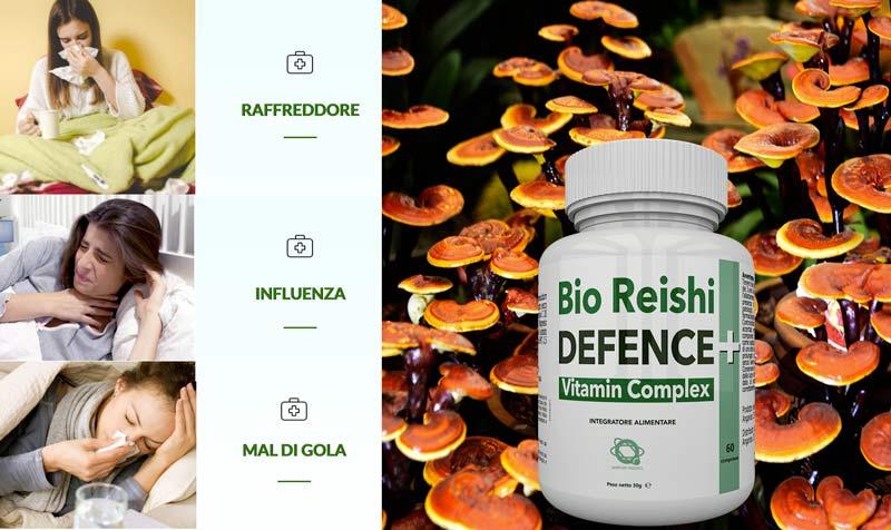 Come funziona Bio Reishi Defence