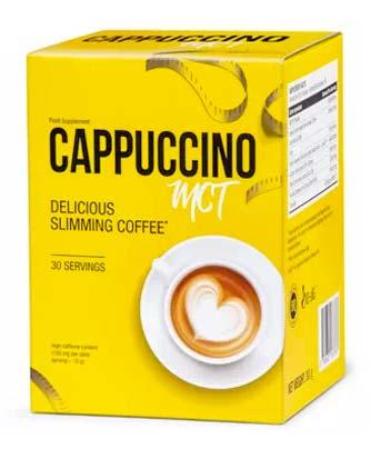 Integratore Cappuccino Mct