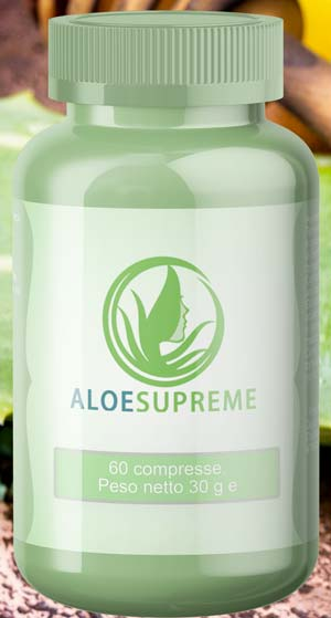 Integratore dimagrante Aloe Supreme