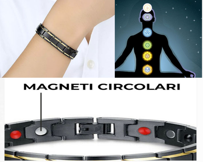 come funziona Therapeutic Bracelet