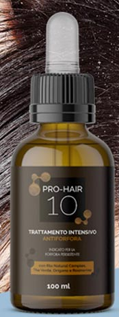 Lozione anti forfora Pro Hair 10