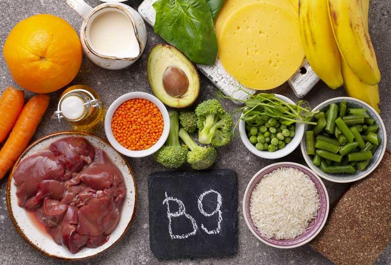 Vitamine integrazione alimenti