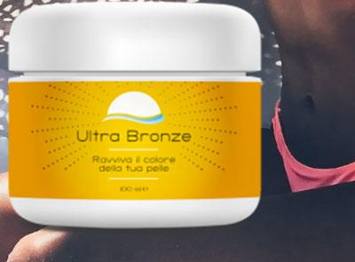 Gel auto abbronzante Ultra Bronze