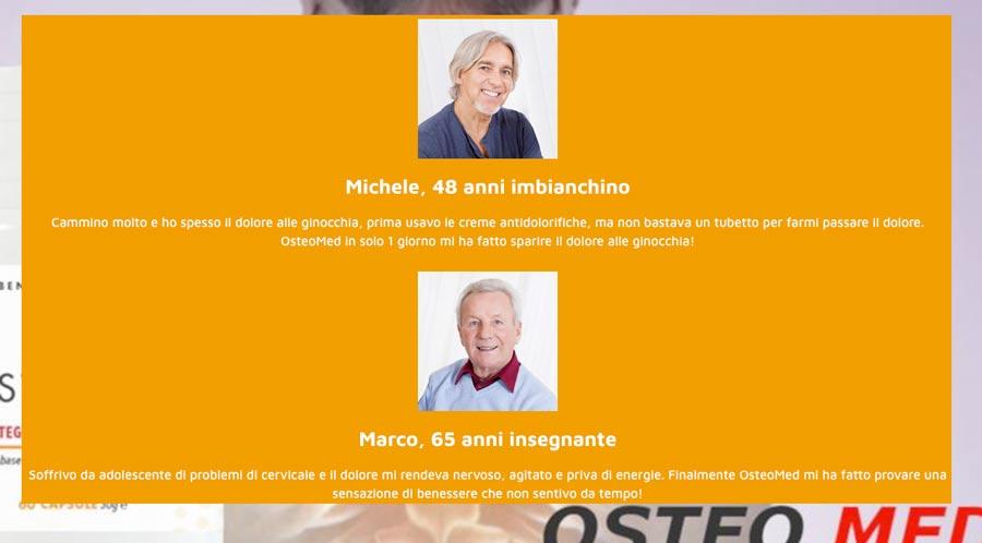 Opinioni su Osteomed