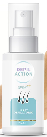 Come funziona Depil Action Spray