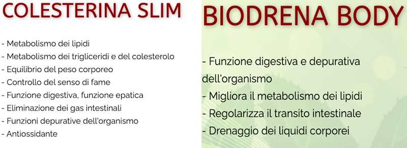 Come funziona Colesterina Slim