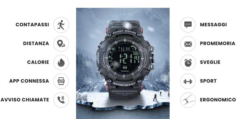 Xtactical 2.0 orologio