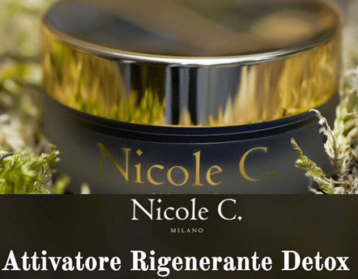 attivatore Rigenerante Detox Nicole C
