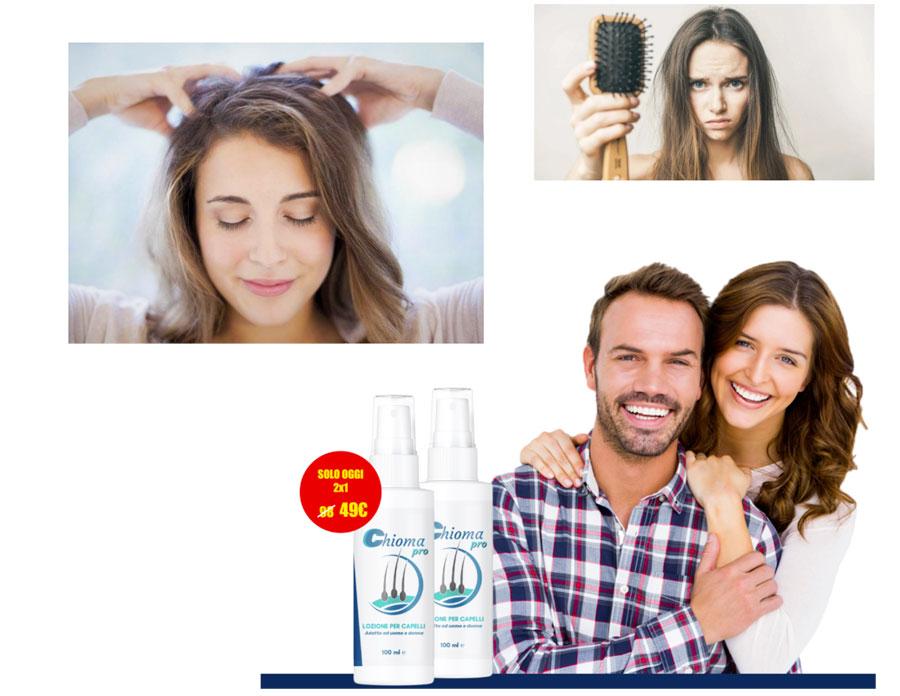 Chioma Pro lozione per capelli