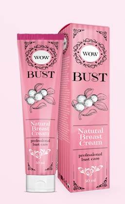 Wow Bust crema per il seno