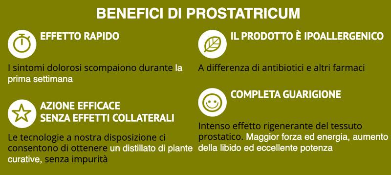 funzionamento di Prostatricum