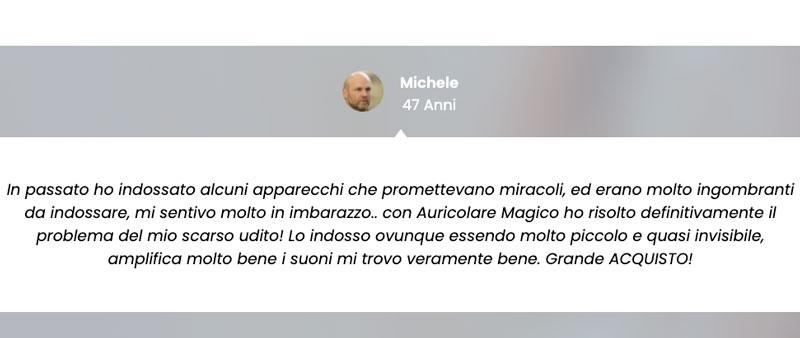 Opinioni su Auricolare Magico