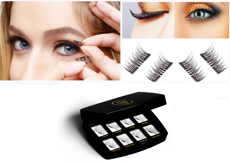 Black Eyelashes ciglia magnetiche