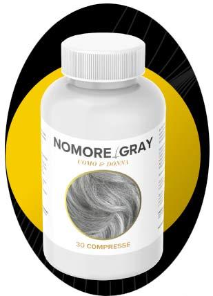 Integratore NoMore Gray