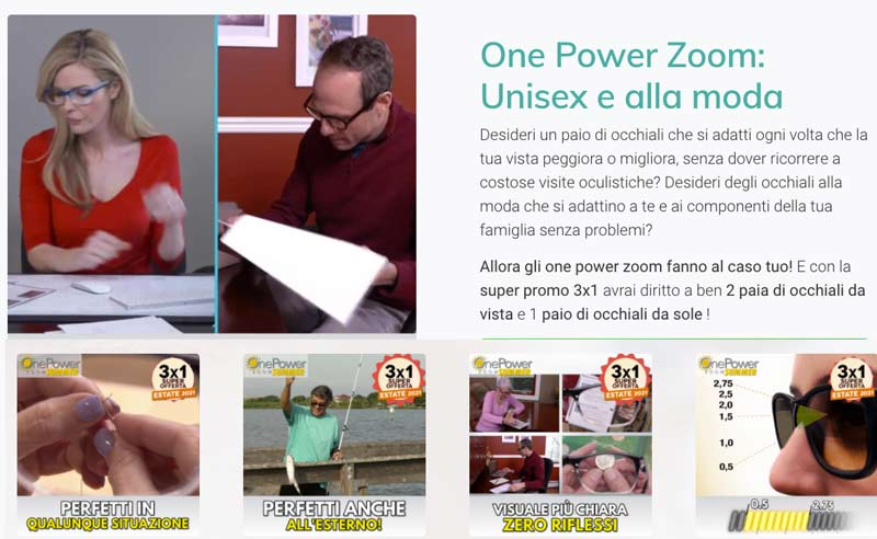 Opinioni su One Power Zoom Summer