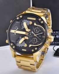 Orologio dorato da uomo Golden Watch